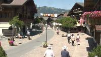 Gstaad: Promenade - Day time