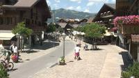 Gstaad: Promenade - Dagtid