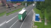Vrhnika: A/E/E, Ljubljana - Koper - Overdag