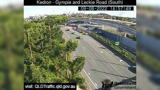 Webkamera Lutwyche: Kedron − Gympie and Stafford Rds (lookin