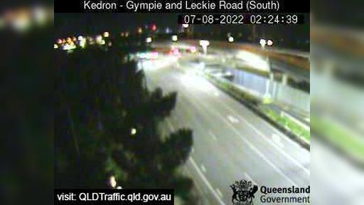 Webcam Lutwyche: Kedron − Gympie and Stafford Rds (lookin