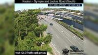 Brisbane City: Kedron - Gympie and Stafford Rds (looking East) - Overdag
