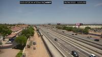 Phoenix: Interstate  west of Elliot Rd - El día