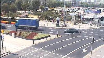 Webcam Warsaw: MARSZAŁKOWSKA