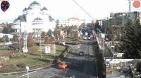 Pitesti › North-East: Mioveni : Catedrala şi Bulevardul Dacia (Nord) - Jour