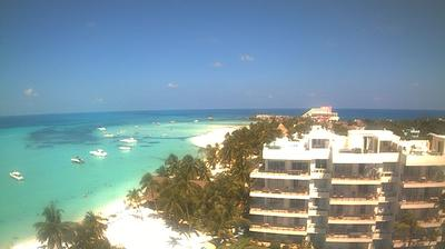Daylight webcam view from Isla Mujeres