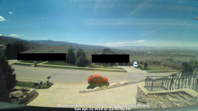 Webcam The Hills Subdivisions: Bountiful (S)
