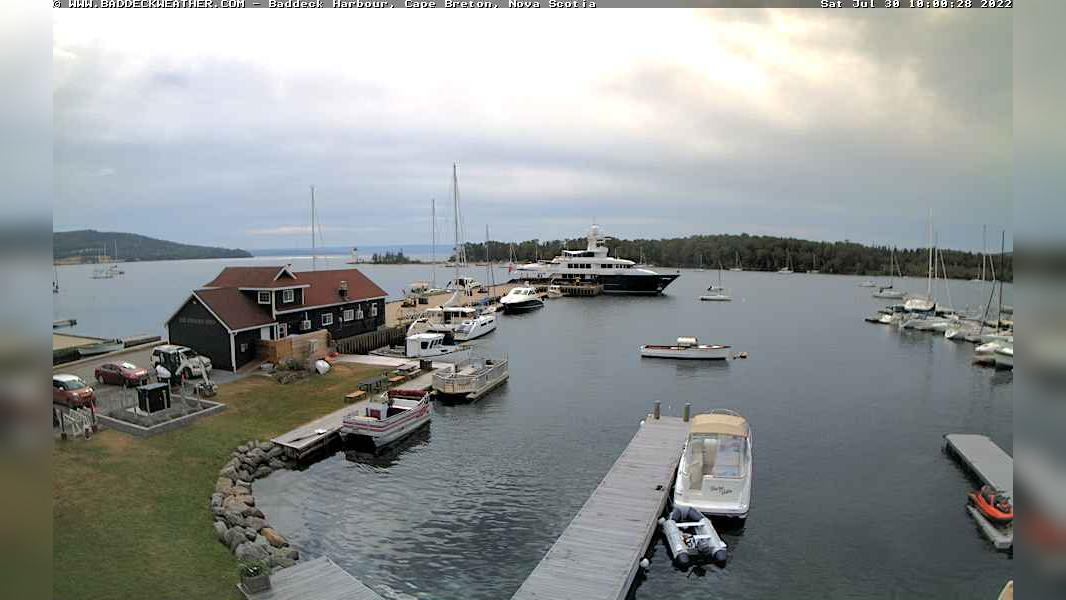 Webcam Baddeck