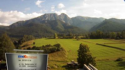Thumbnail of Zakopane webcam at 2:54, Feb 27