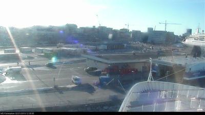Webcam Stodsbuøye: Hurtigruten − M/S Finnmarken (01)