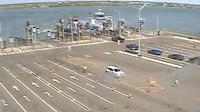 Port Aransas: Port Aransan Ferry side - Landing East - Overdag