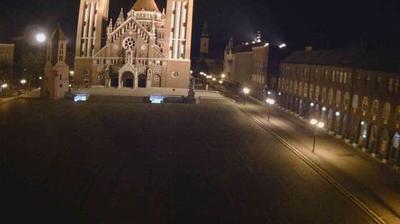 Thumbnail of Szeged webcam at 1:11, Feb 27