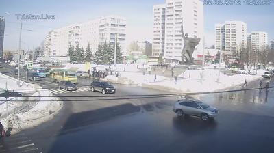Webcam Nova Olekciyivka: Улица 23 Августа, Харьков