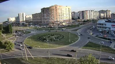 Webcam Lipetsk: Перекрёсток ул.Катукова и ул.Стаханова в