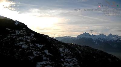Webcam Veysonnaz: Chalet Altaïr − Nendaz
