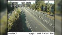 Everett: SR  at MP .: Evergreen Way - Current