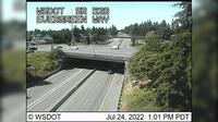 Everett: SR  at MP .: Evergreen Way - Day time