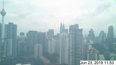 Webcam Kuala Lumpur › North