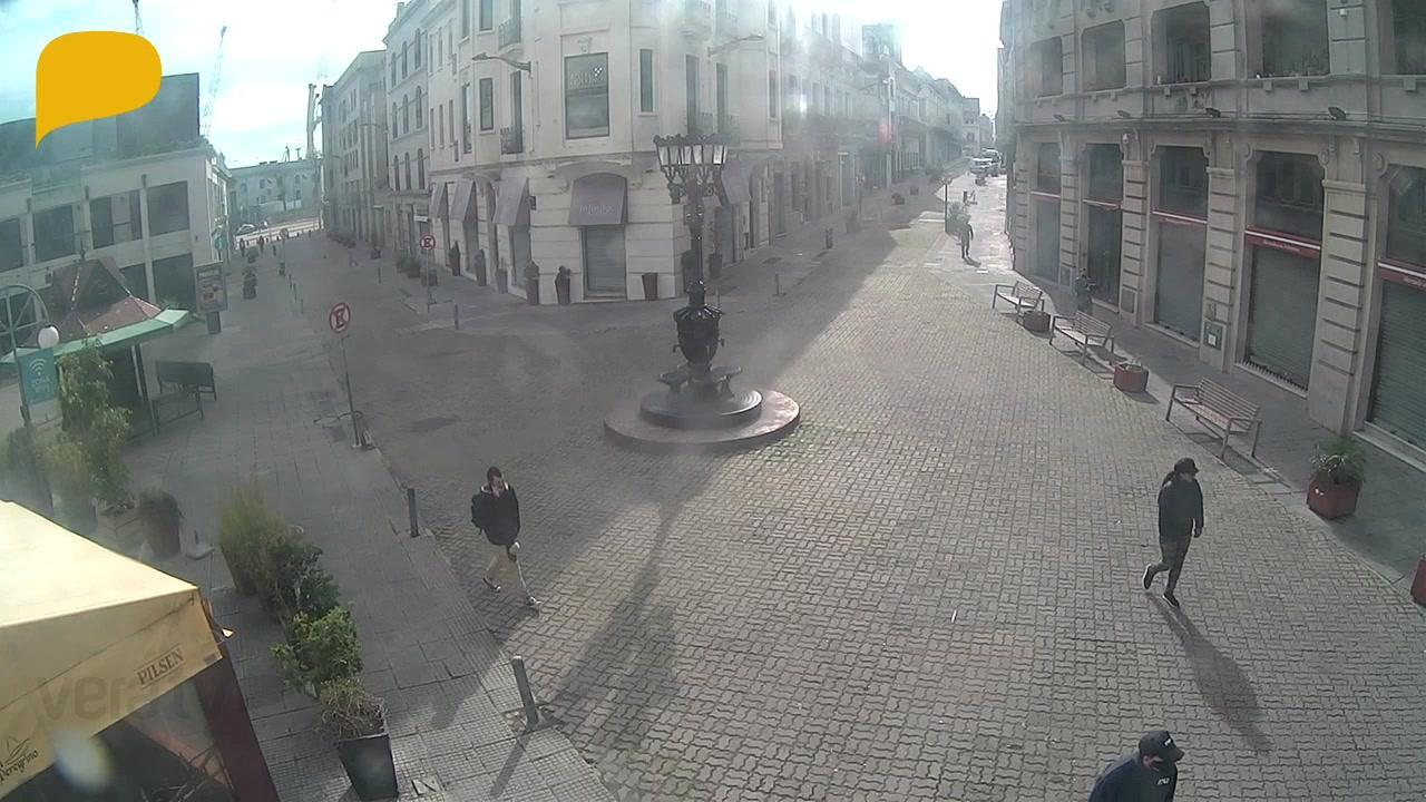 Webcam Mercado del Puerto: Montevideo