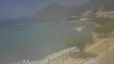 Rethymno Live webkamera - nå