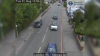 Sutton: London Rd - Staines Av - Dia