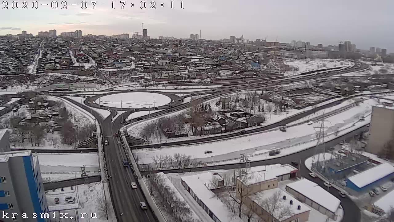 Webkamera Сурикова: Surikova − Krasnoyarskiy