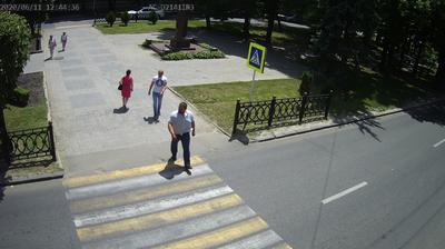 Ставрополь: памятник Ермолову