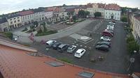 Bierun: Bieruń - Rzeczpospolita - Rynek - Day time
