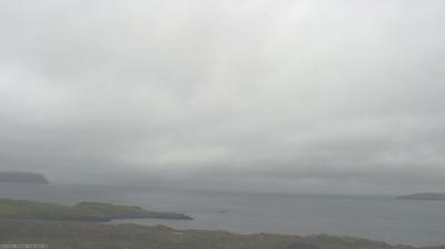 Daylight webcam view from Tórshavn › North East: Faroe Islands
