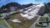 Odorheiu Secuiesc: Băile Homorod - Partie de schi - El día