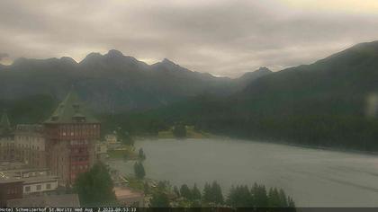 Sankt Moritz: Badrutt's Palace Hotel