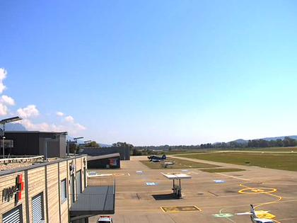 Grenchen: Airport Süd-West
