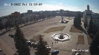 Khmelnytskyi: Independence Square - El día