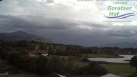 Geratskirchen: Mittlerer Inselsee - Grünten - Allgauer Alpen - Actuales