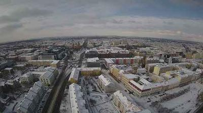 Daylight webcam view from Szczecin: Floating Garden