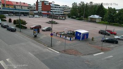 Vista de cámara web de luz diurna desde Loimaa