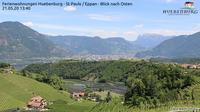 San Paolo: Bolzano - San Genesio Atesino - Kohlern - Schlern - El día