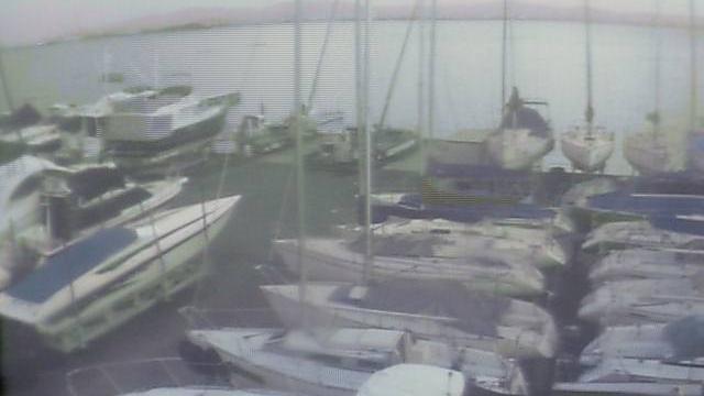 Веб-камера Katada: Ootsu − Ogoto Yacht Club (雄琴ヨットクラブ)