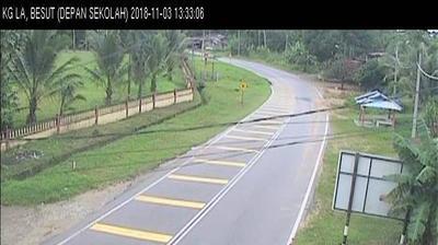 Webcam Kampung La: Jalan Raja Chulan