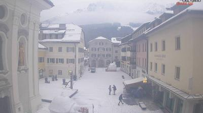 Webcam Innichen: promenade