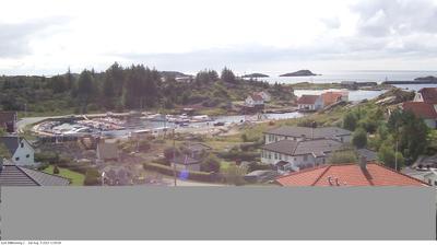 Vue webcam de jour à partir de Skudeneshavn: Syre Båtforening