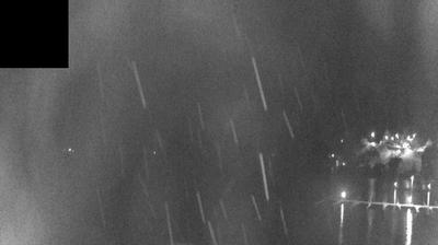 Vue actuelle ou dernière à partir de Bygstad: Dalsfjord