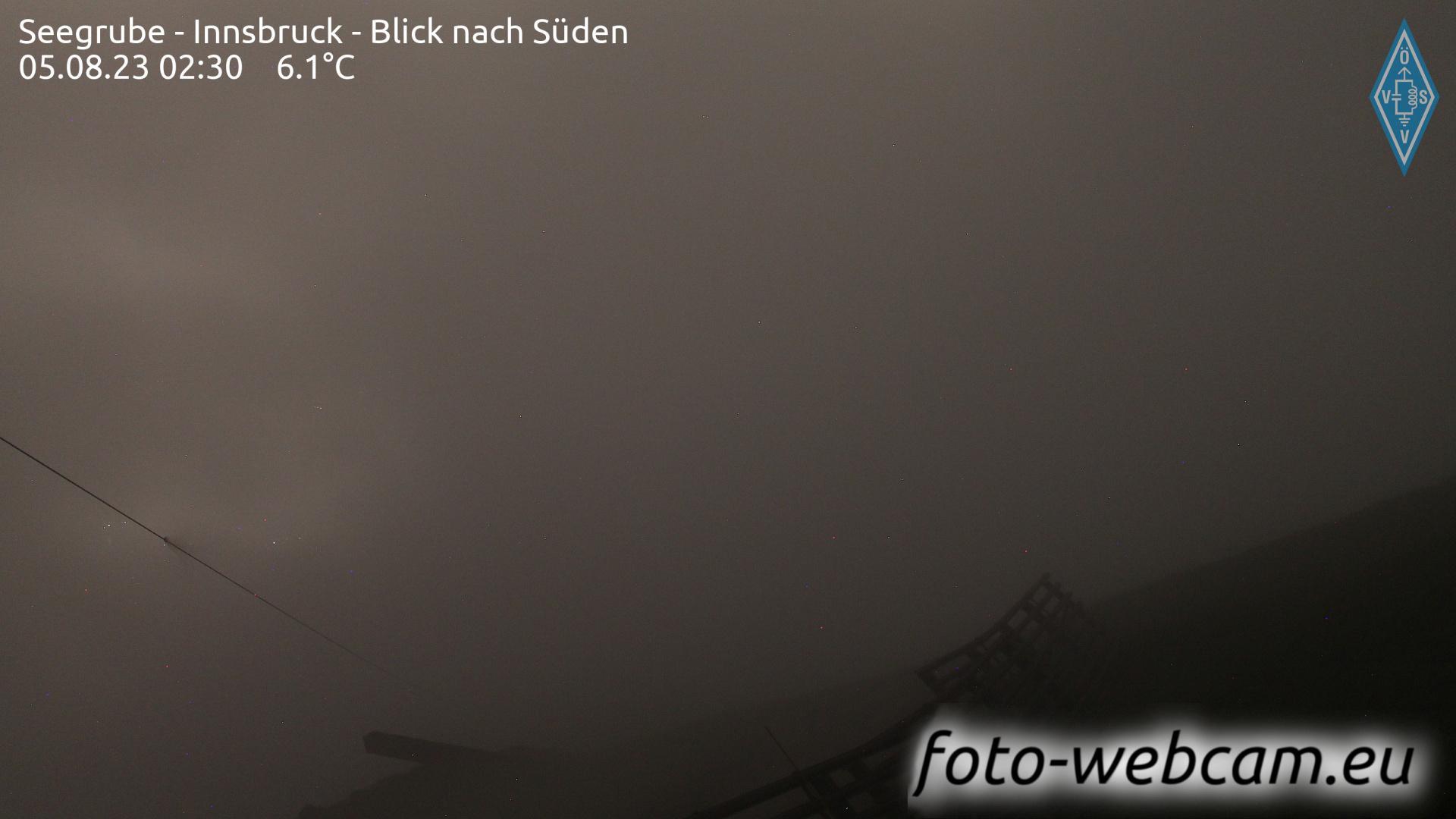 Webcam Innsbruck (Innenstadt): Seegrube − Innsbruck − Bli