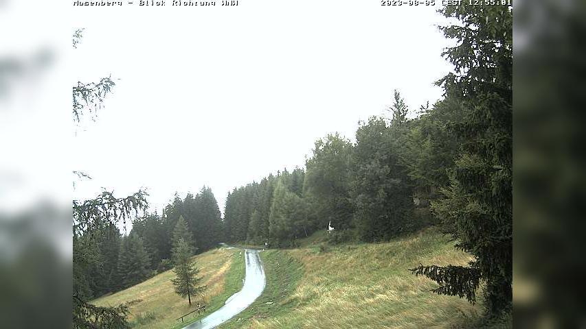 Webcam Masenberg: Blick auf den − in Richtung Nord-Nord-W