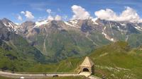 Last daylight view from Grossglockner