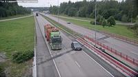 Lappeenranta: Tie - Viipurintie - Kouvolaan - Overdag