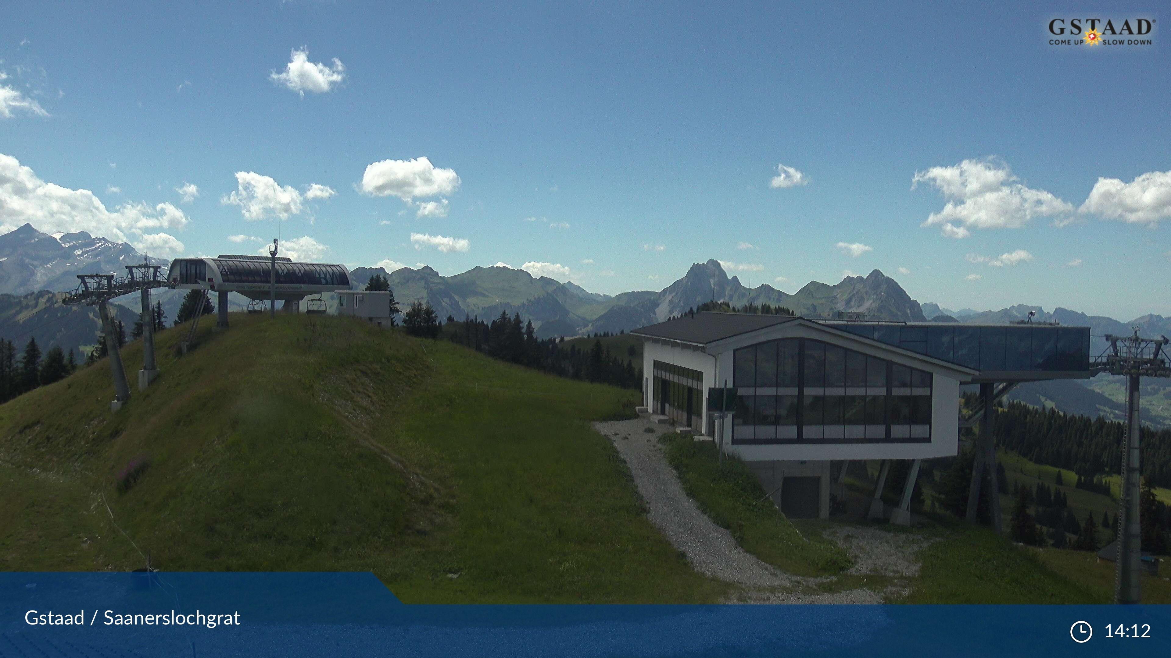 Saanenmöser: Gstaad - Saanerslochgrat, BMW