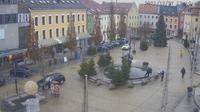 Cham > South-East: Marktplatz - Overdag