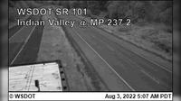 Port Angeles: US  at MP .: Indian Valley - Actuales