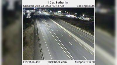 Vignette de Sutherlin webcam à 10:15, oct. 27